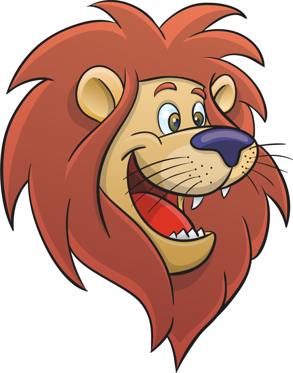 Cartoon Lions Pictures - Cliparts.co