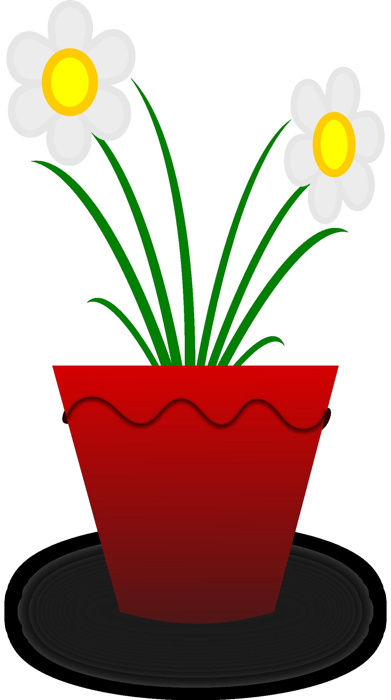 Pics Of Flower Pots - Cliparts.co