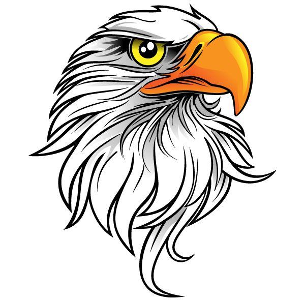 Free Eagle Head Clip Art | EAGLES / EAGLE FEATHERS | Pinterest
