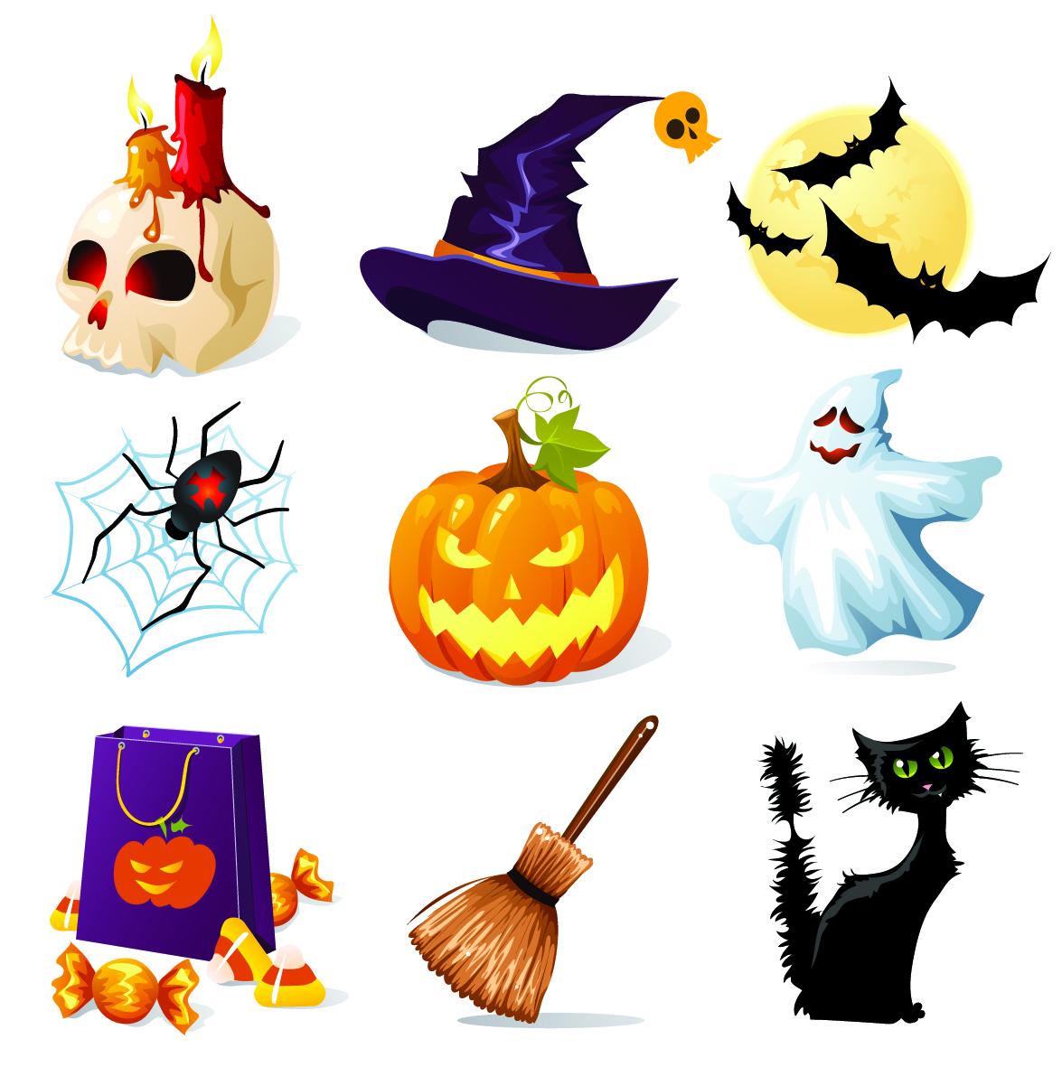 free vector halloween clipart - photo #37