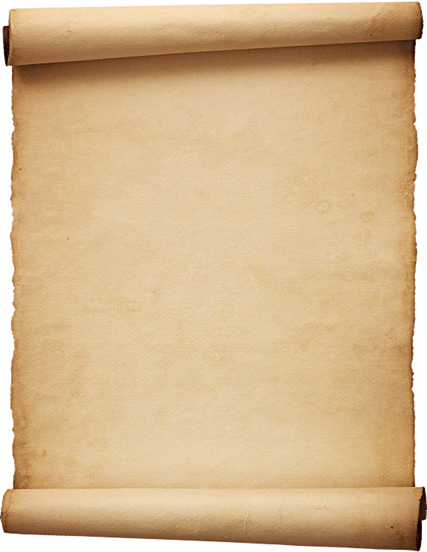 blank parchment paper clipartsco