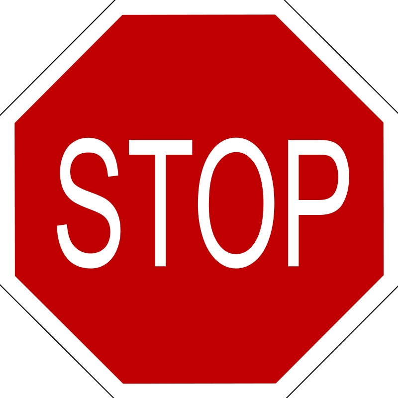 Pic Of Stop Sign