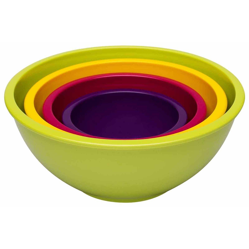 Mixing bowl by zak designs stackable dessert bowls by