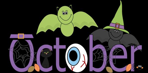October Calendar Art : October clipart free cliparts