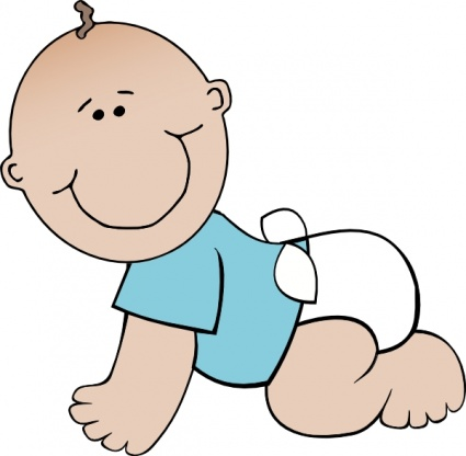 Cartoon Baby Free Clipart | lol-