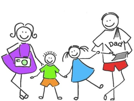 Family Day Clip Art - Cliparts.co