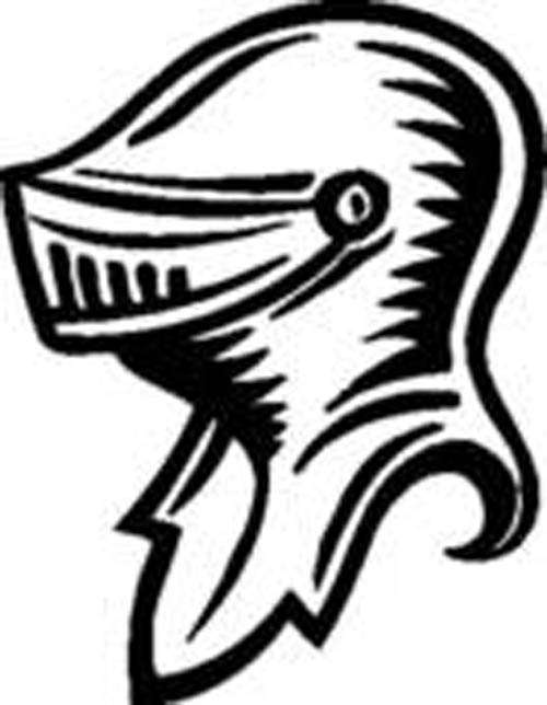 Knight Helmet Clip Art - Cliparts.co