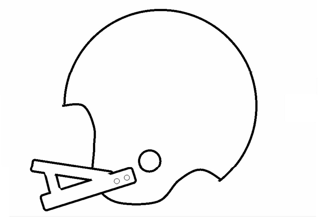 football stencil printable cliparts co