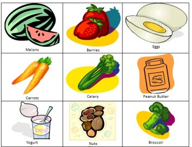 Snack Time Printable! - TodaysMama - Cliparts.co