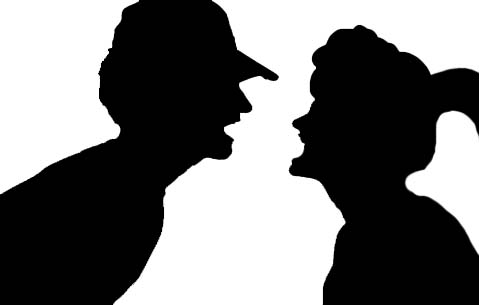 Two People Arguing Images & Pictures - Becuo