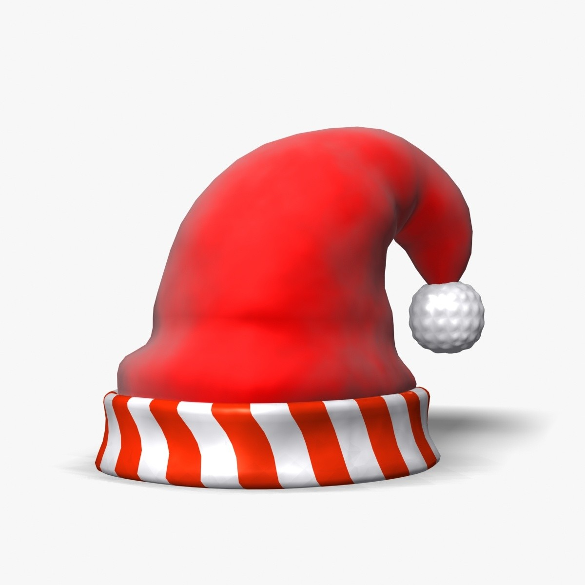 christmas santa hat clipart - photo #42