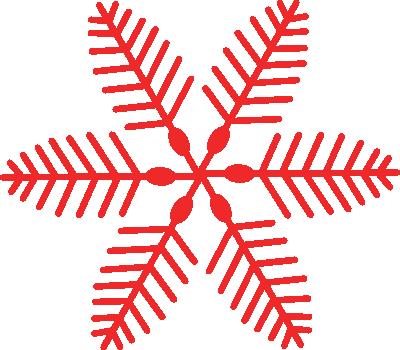 Christmas Clip Art Snowflakes - Cliparts.co