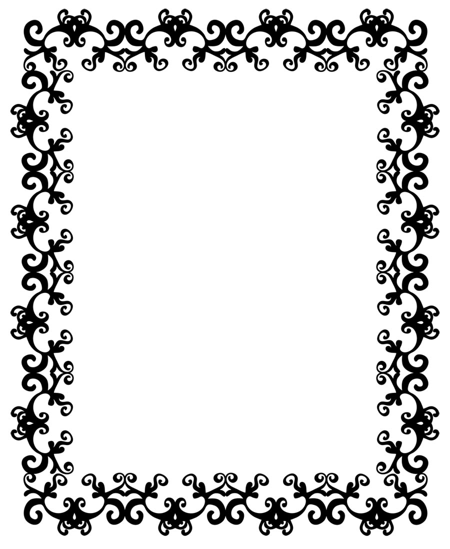 68 images of Elegant Border Clip Art . You can use these free cliparts ...