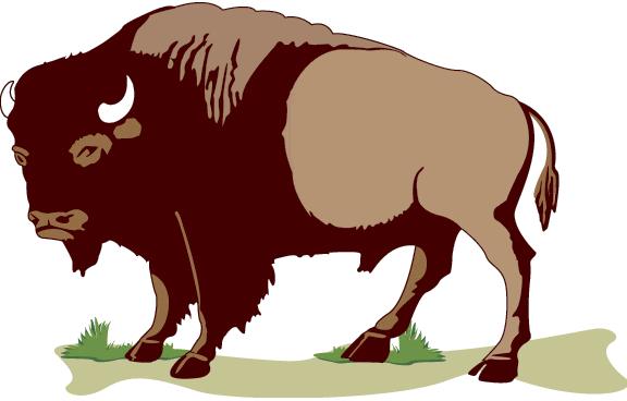 buffalo logo clipart rh worldartsme com buffalo clipart gif buffalo clip art images