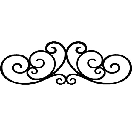 Decorative Scroll - Cliparts.co