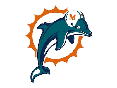 Miami Dolphins New 2013 Helmet Replaces Radical Art of Old Logo ...
