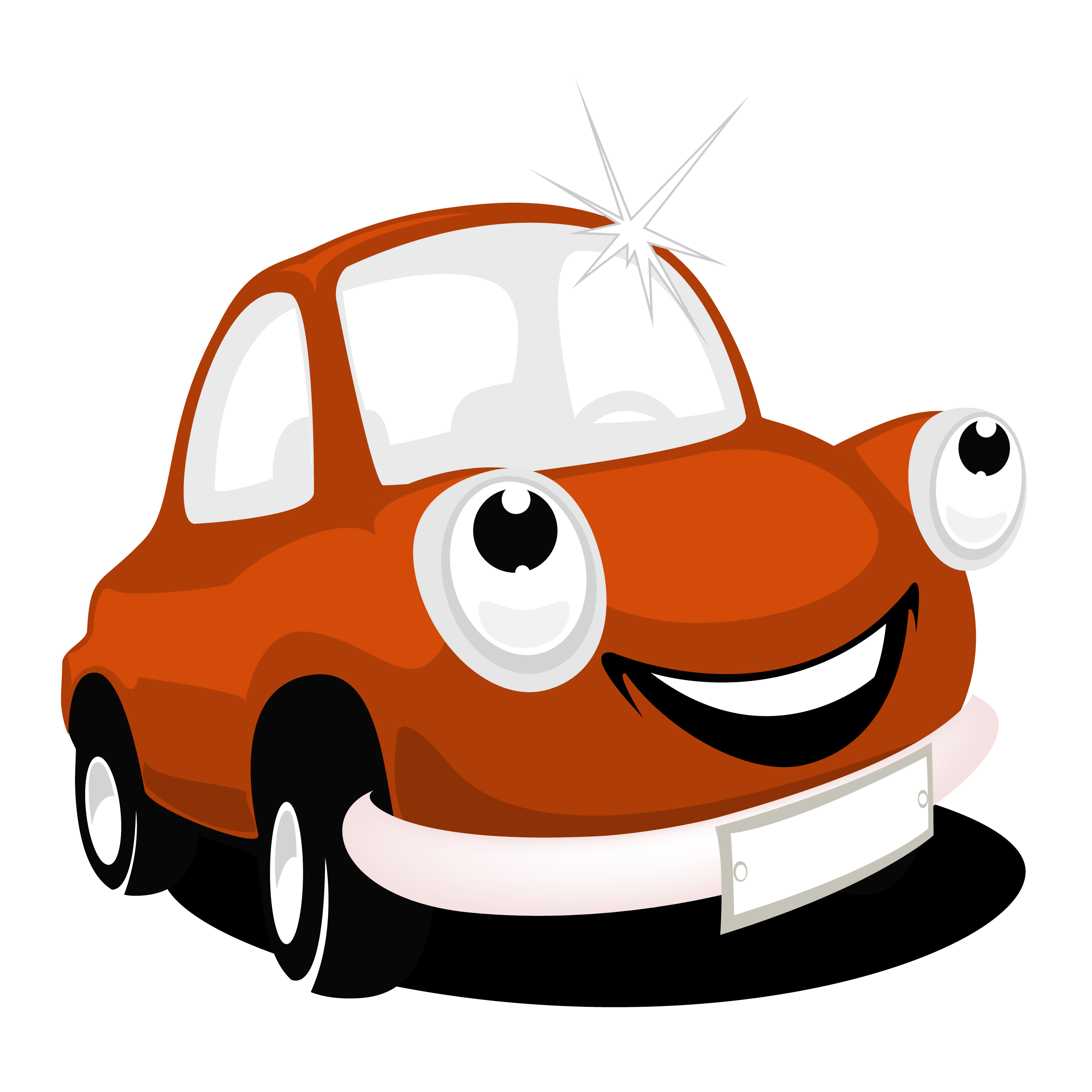 cartoon cars cliparts clipart kik