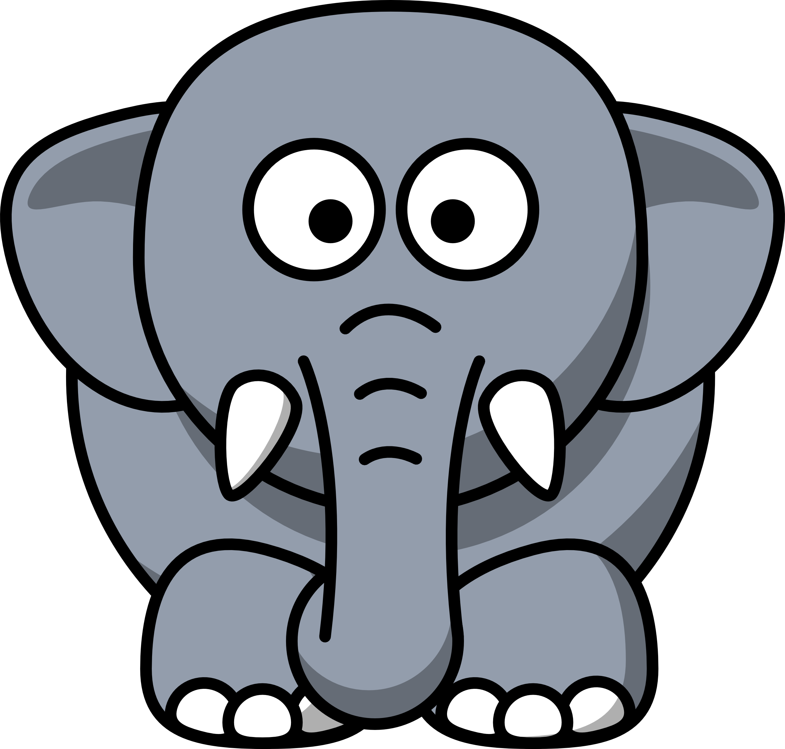 Cartoon Elephant Images - Cliparts.co