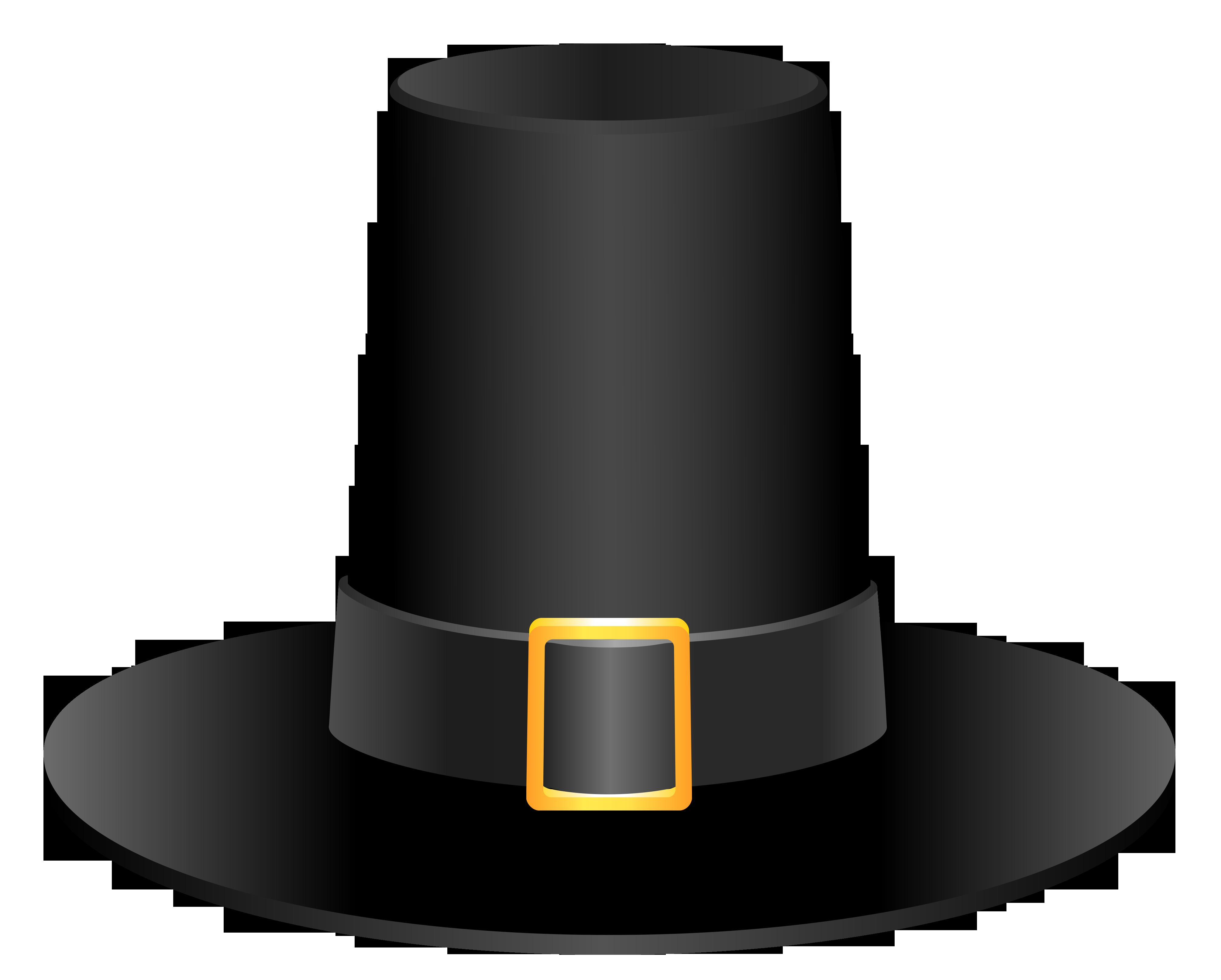 pilgrim hat clipart free - photo #4