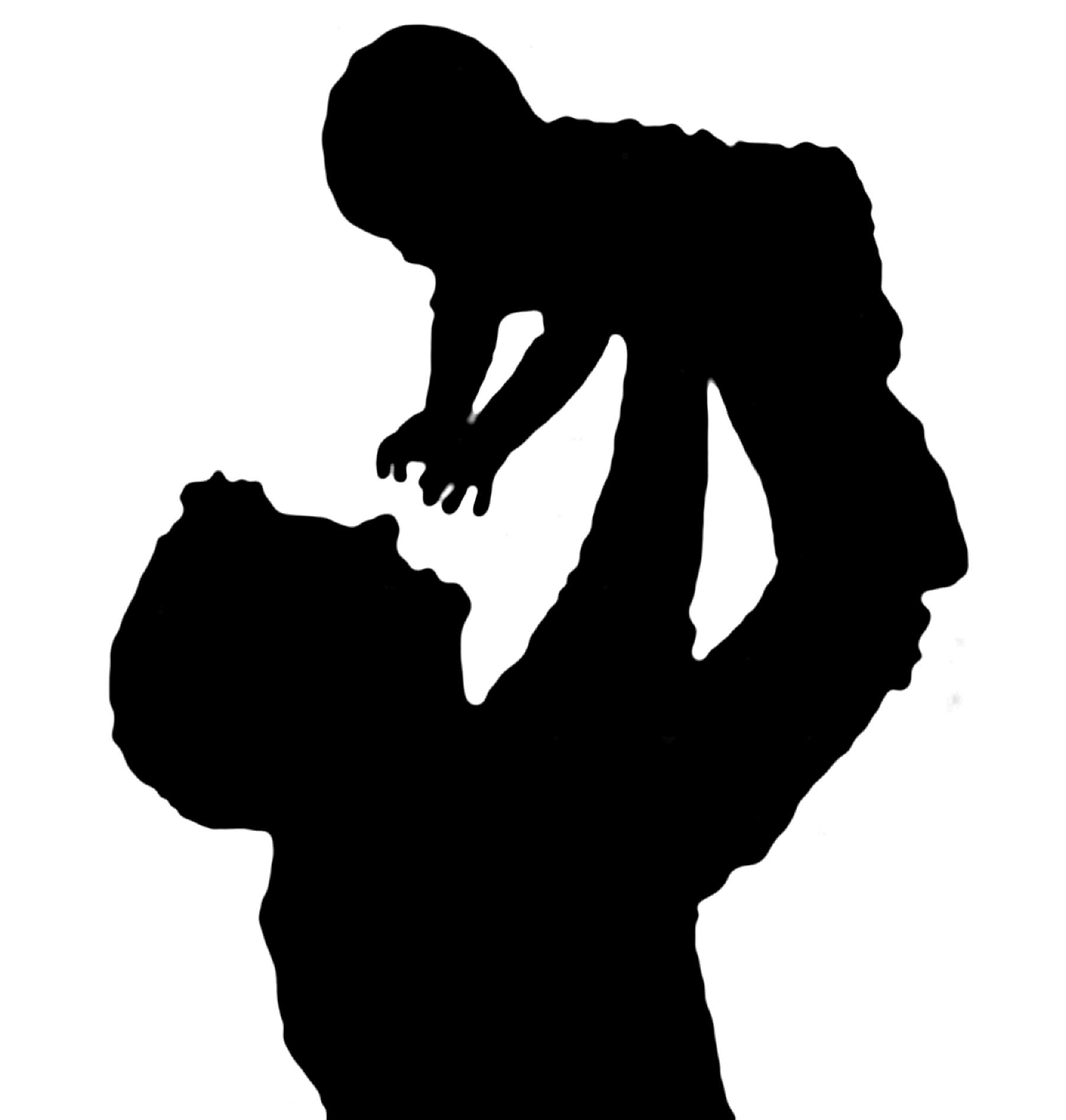 Child Silhouette Clip Art - Cliparts.co