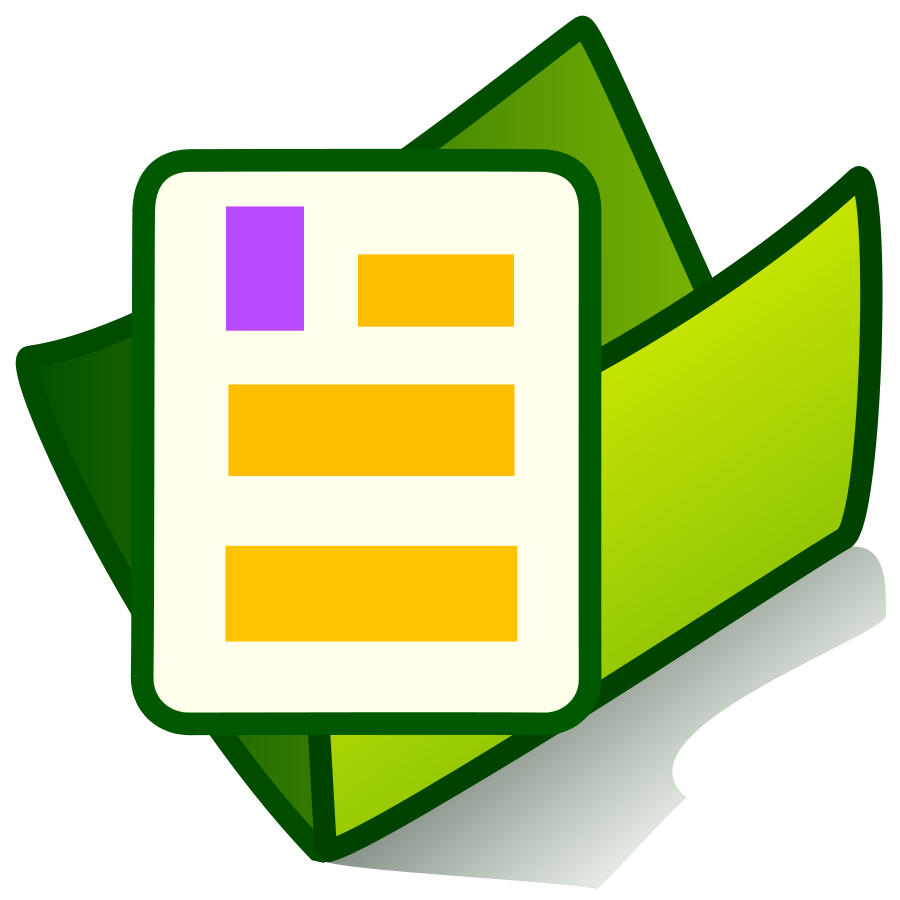clipart of documents - photo #4