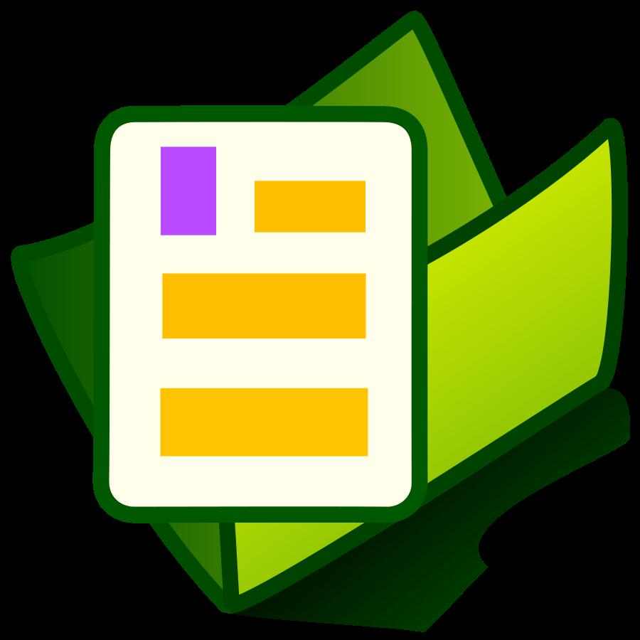 Clip Art Document - Cliparts.co