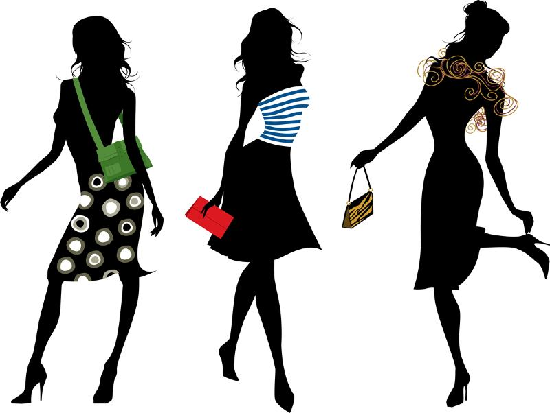 fashion-show-clip-art - Casinos 4 Dummies