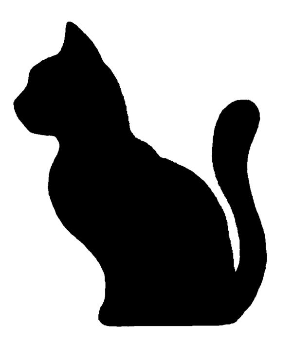 Cat Silhouette ...