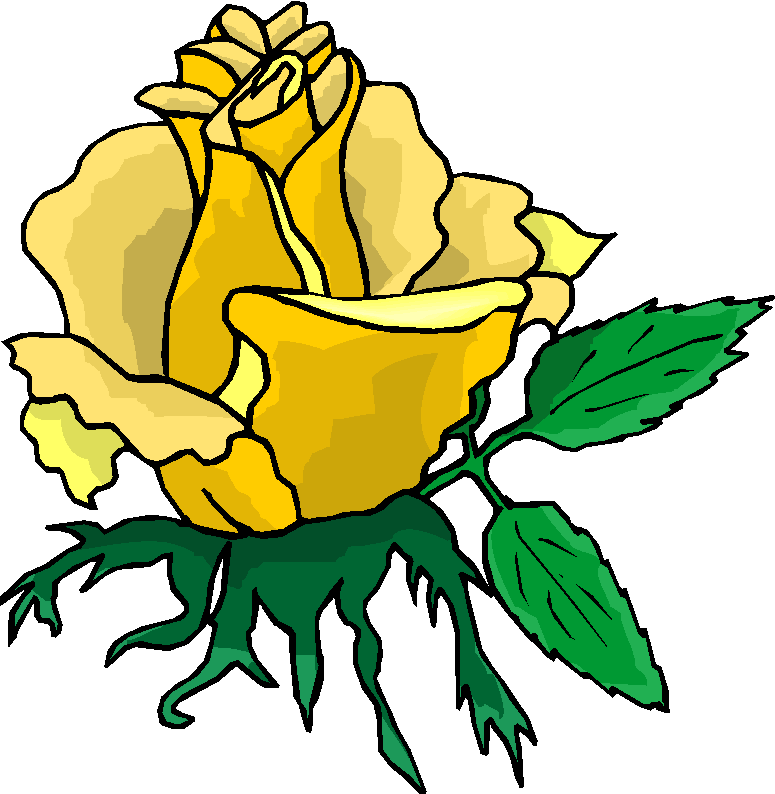 Pin Yellow Flower Clip Art Vector Online Royalty Free » on Pinterest