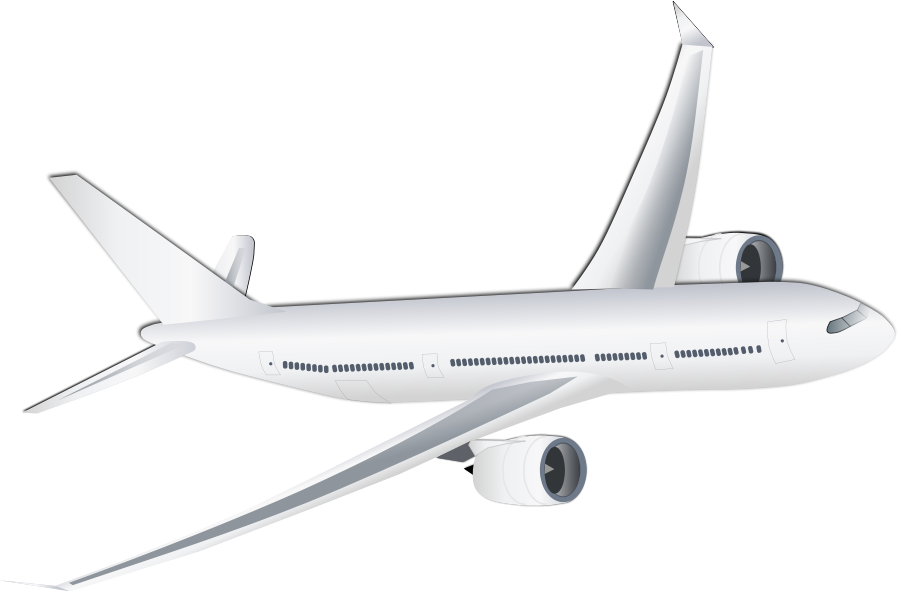 small airplane clipart free - photo #38