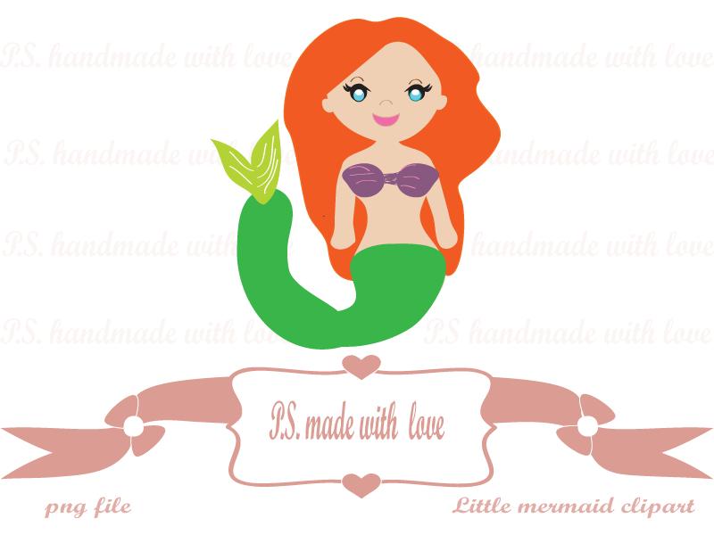 Mermaid Clip Art Free - Cliparts.co