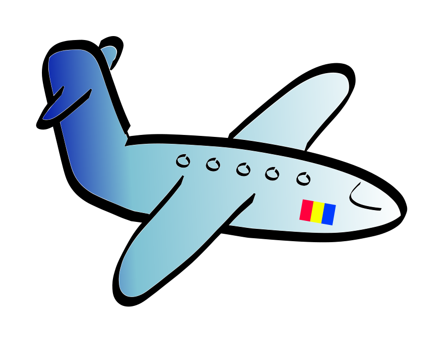 airplane clipart transparent background - photo #33