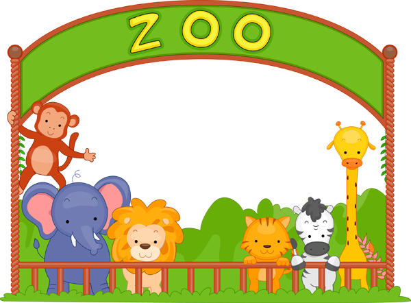 Pix For Gt Zoo Field Trip Clip Art Cliparts Co
