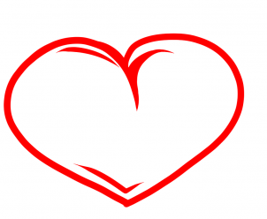 cool heart designs to draw clipartsco