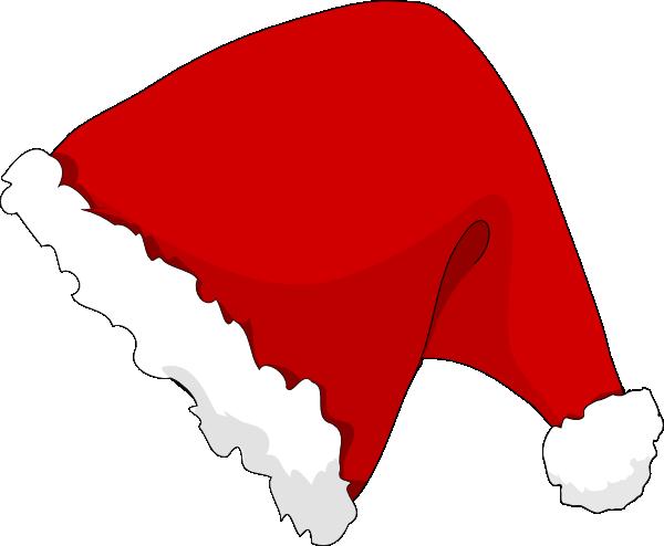 christmas santa hat clipart - photo #32