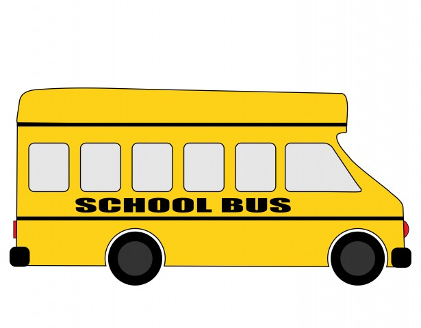 School Bus Outline