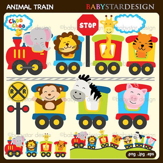 choo choo train car clipart - photo #29