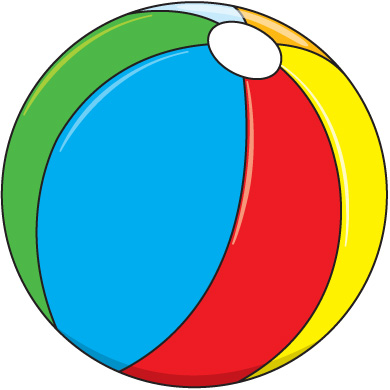 Beach Ball Clip Art - Cliparts.co