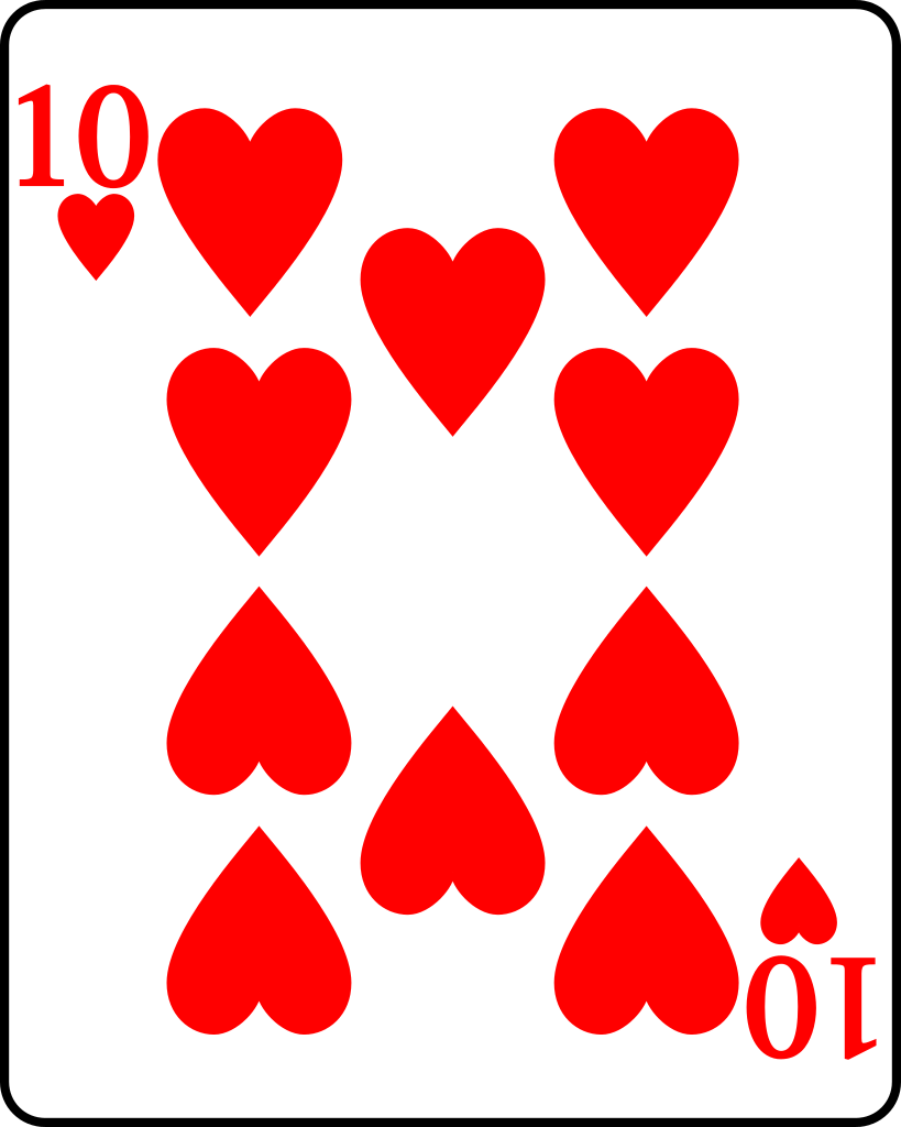 File:Playing card heart 10.svg - Wikimedia Commons: cliparts.co/heart-playing-cards