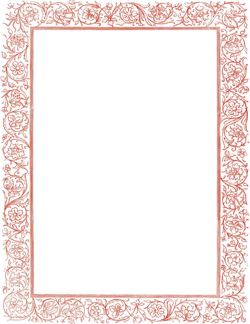 Pretty Page Borders