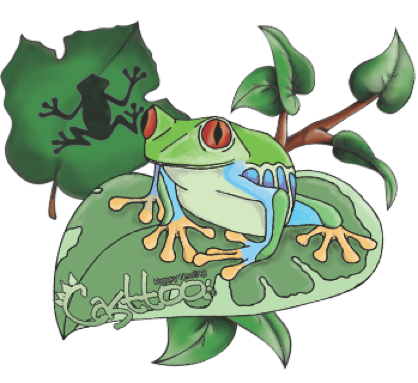tree frog tattoos | Maria Lombardic