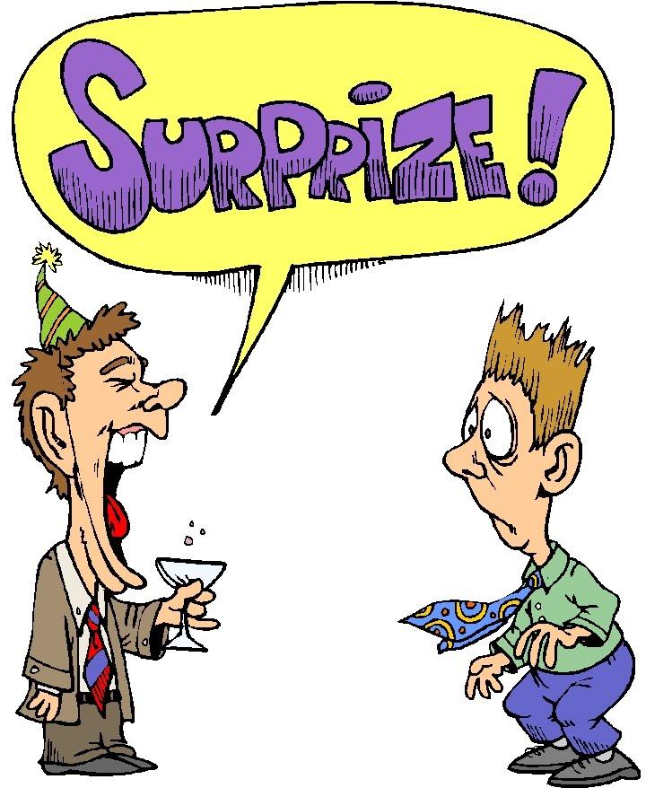 Surprise Party Clip Art - Cliparts.co