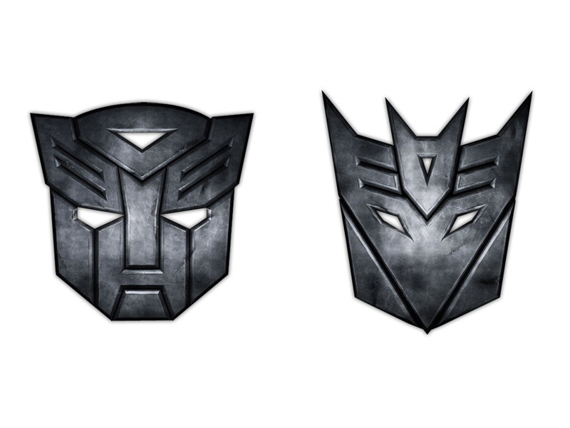 4-Designer | the the Transformers cool oversized icons transparent png