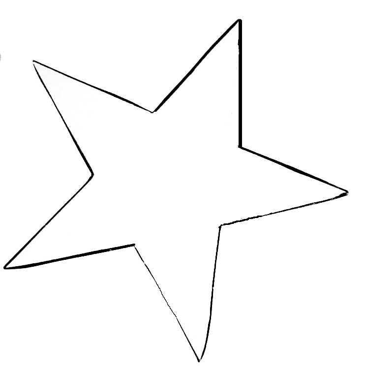 """Search Results for """"Star Outline Printable"""" – Calendar 2015"""
