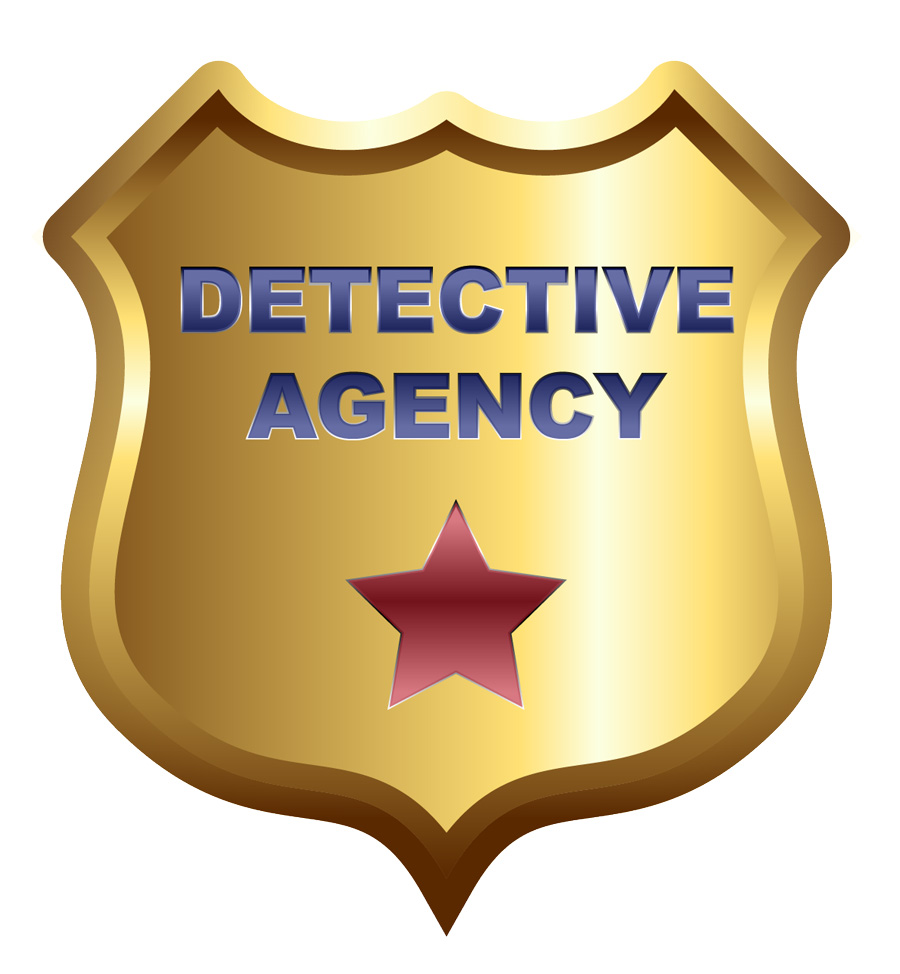 Detective Badge Template Cliparts
