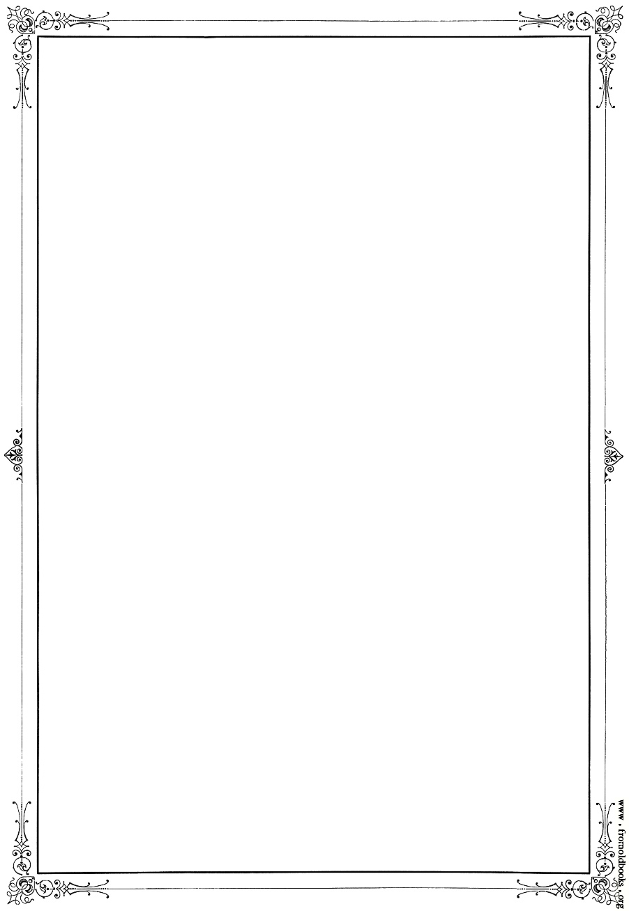 Simple Corner Page Borders And Frames - Cliparts.co