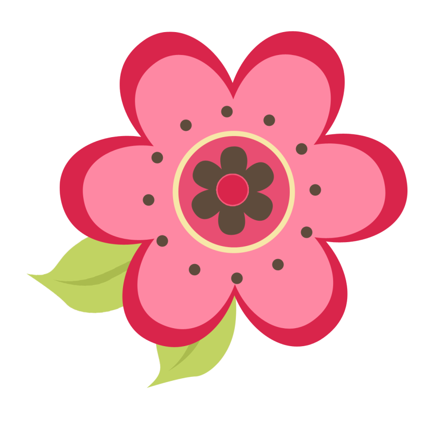 Pink Flower Pictures - Cliparts.co