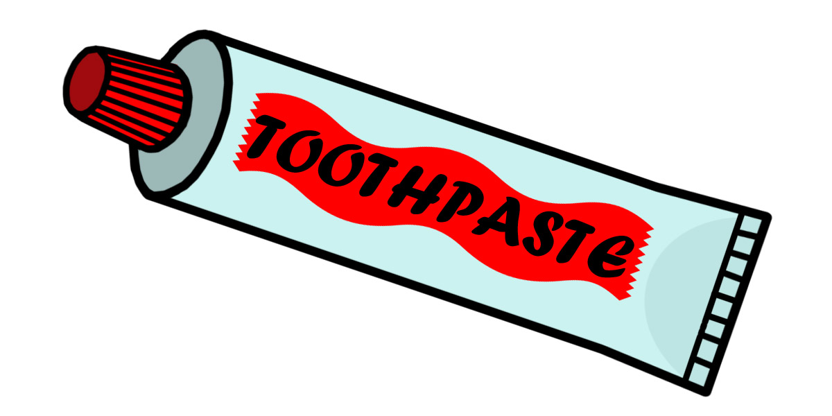 Toothbrush Clipart Black And White | Clipart Panda - Free Clipart ...