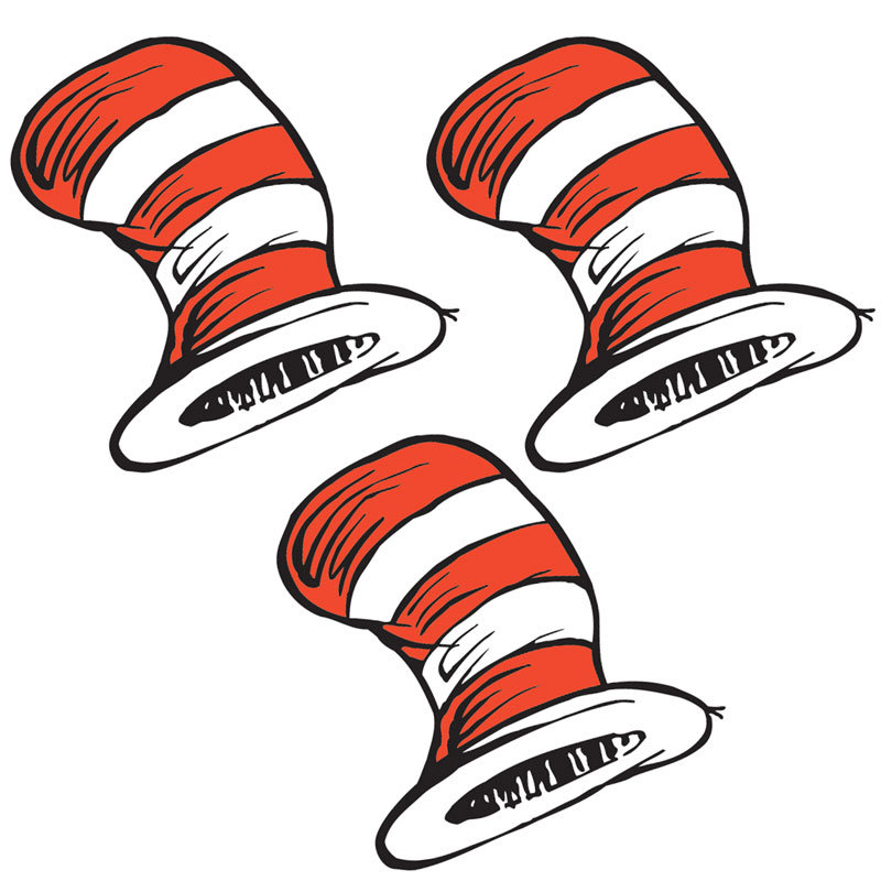 The Cat In The Hat Clip Art - Cliparts.co