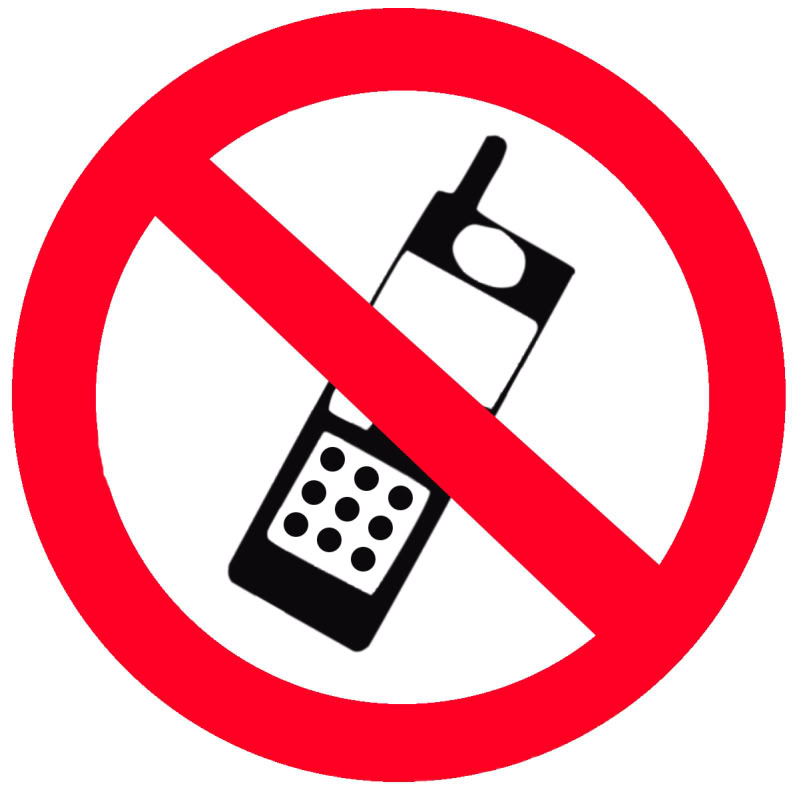 no cell phone clipart free - photo #10